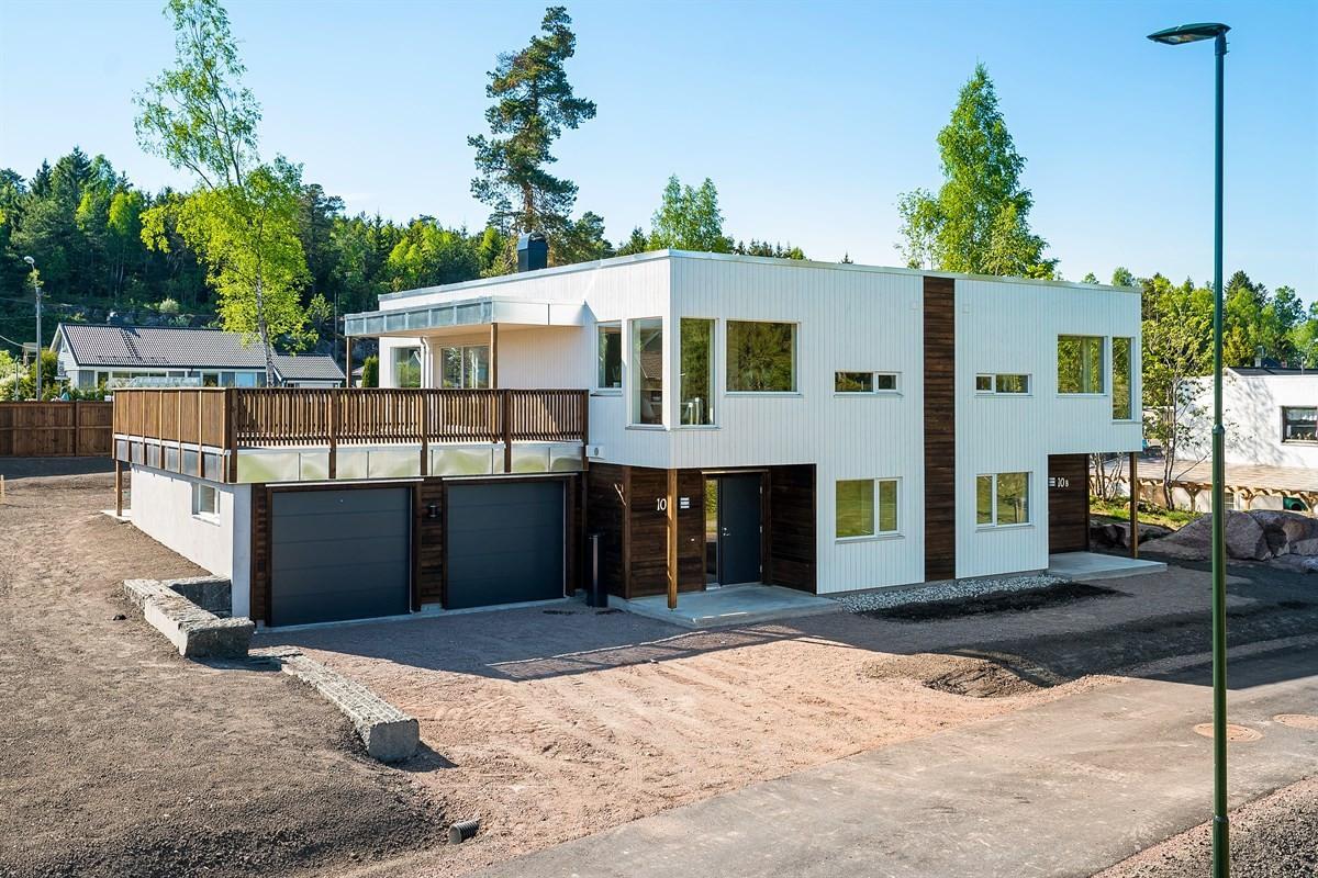 Bakke Sørvik & Partners Tønsberg - Enebolig - 5 690 000,-