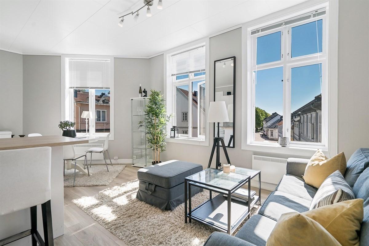 Bakke Sørvik & Partners Tønsberg - Leilighet - 2 090 000,-