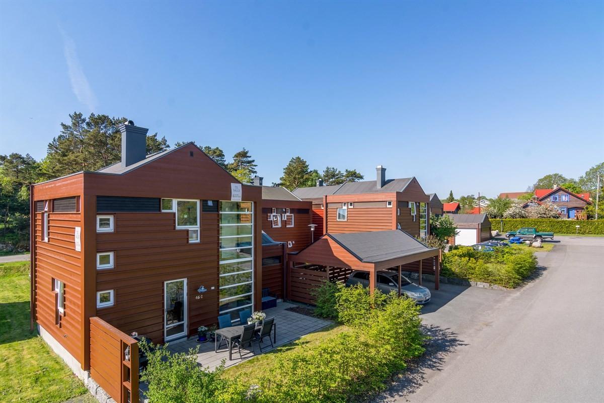 Enebolig - stavern - 1 900 000,- - Leinæs & Partners