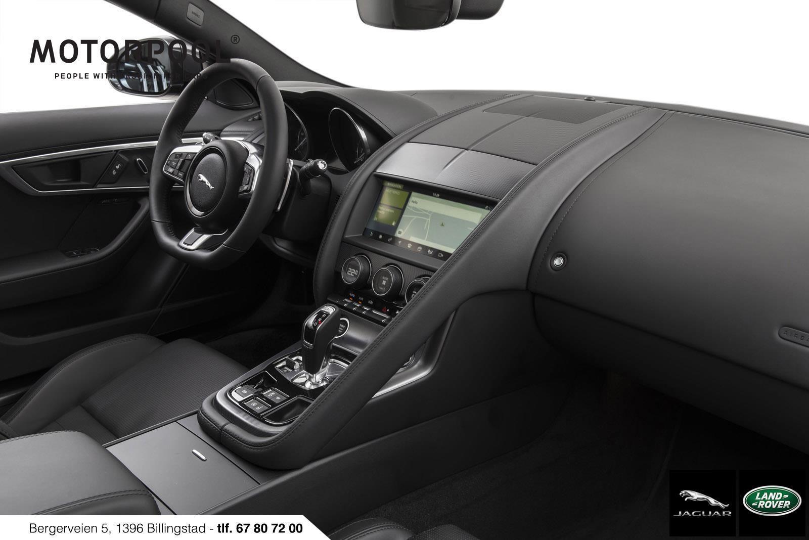 Bruktbil Jaguar F Type 2019 50km Motorpool