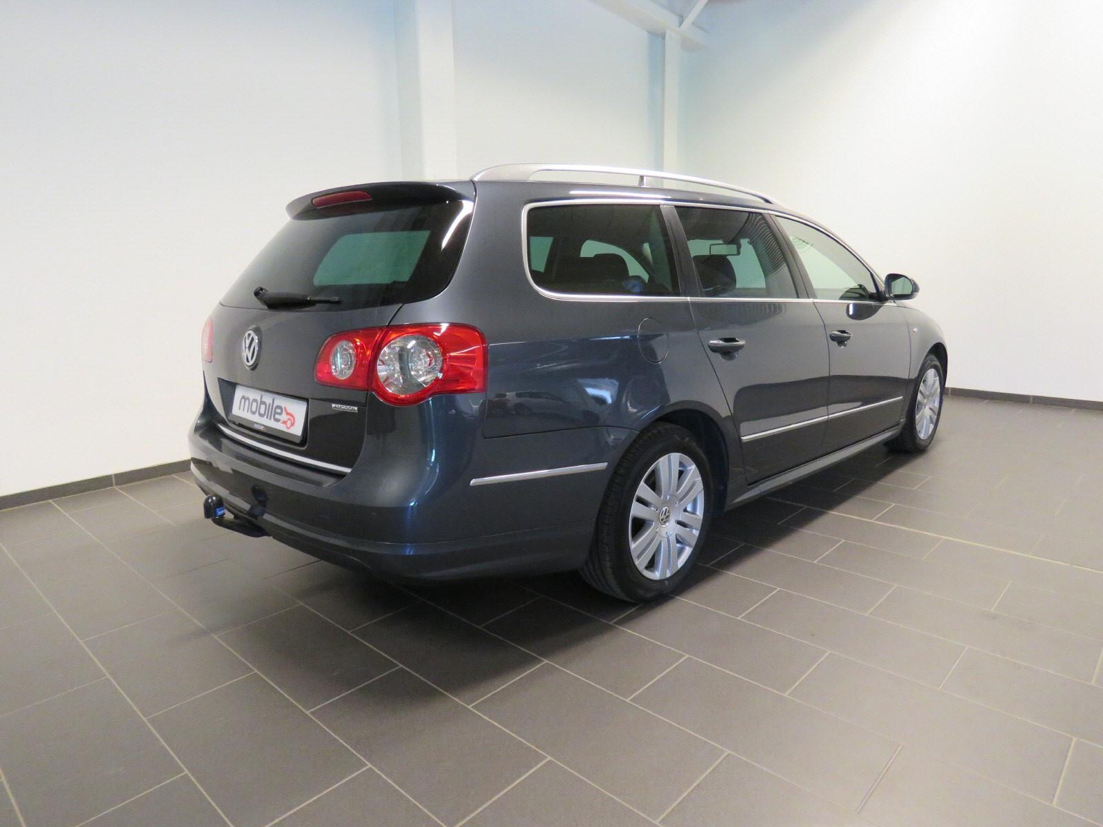 Volkswagen Passat – Mobile