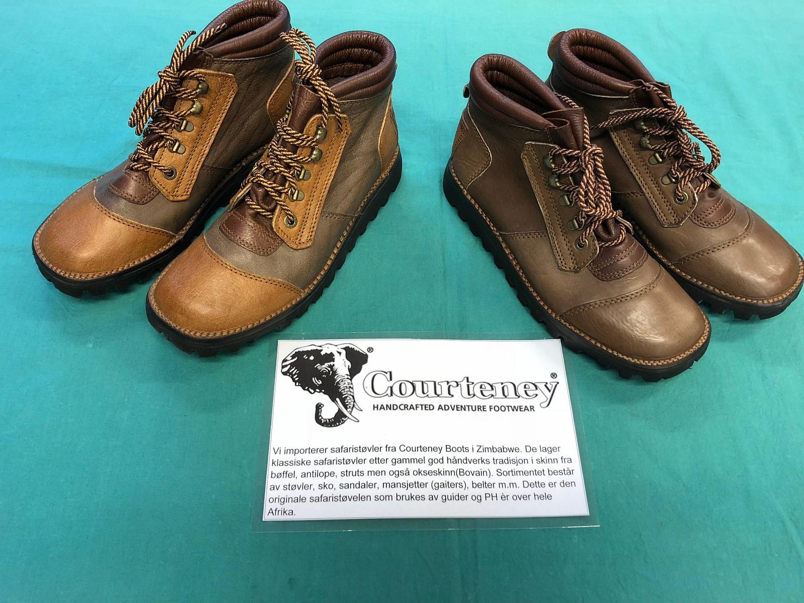 Courteney Safari jaktstøvel, sko m.m | FINN.no