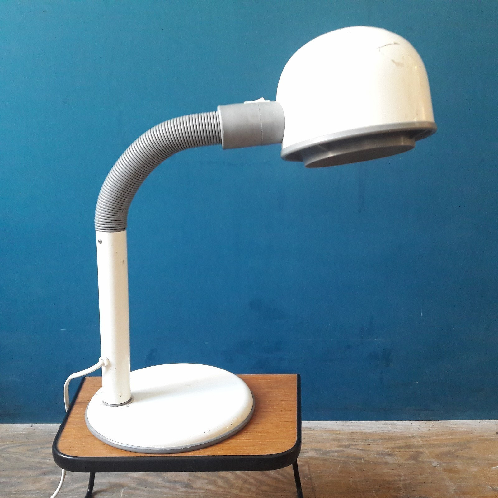 Retro bordlampe | FINN.no