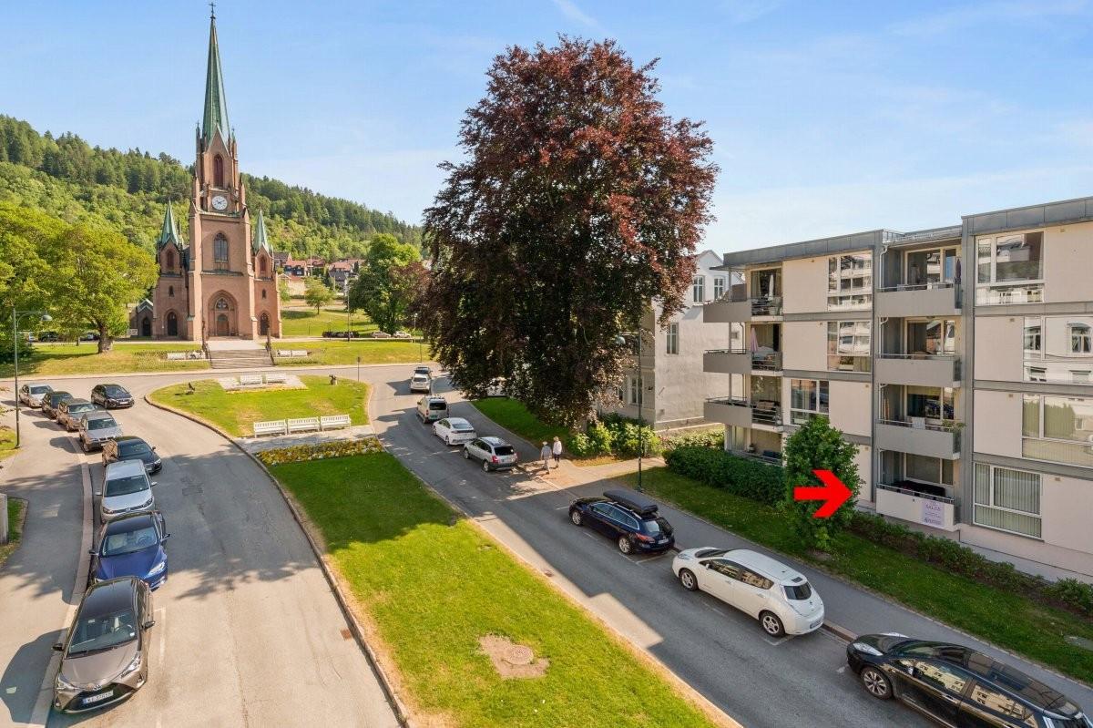 Meglerhuset & Partners Drammen - Leilighet - 3 390 000,-