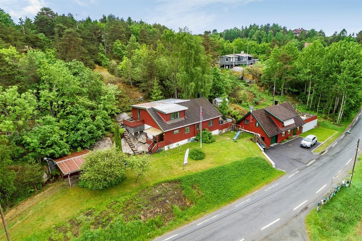 Enebolig - tjodalyng - 1 890 000,- - Leinæs & Partners