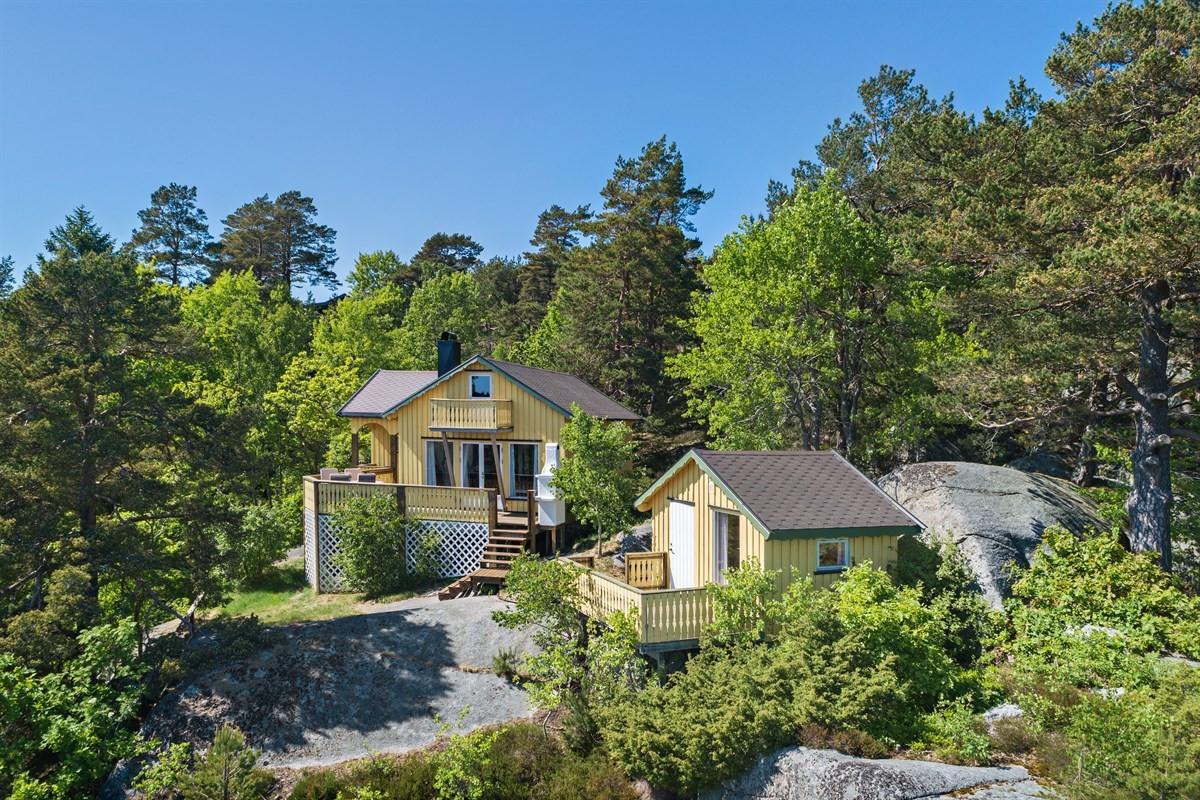 Hytte - tjodalyng - 1 890 000,- - Leinæs & Partners