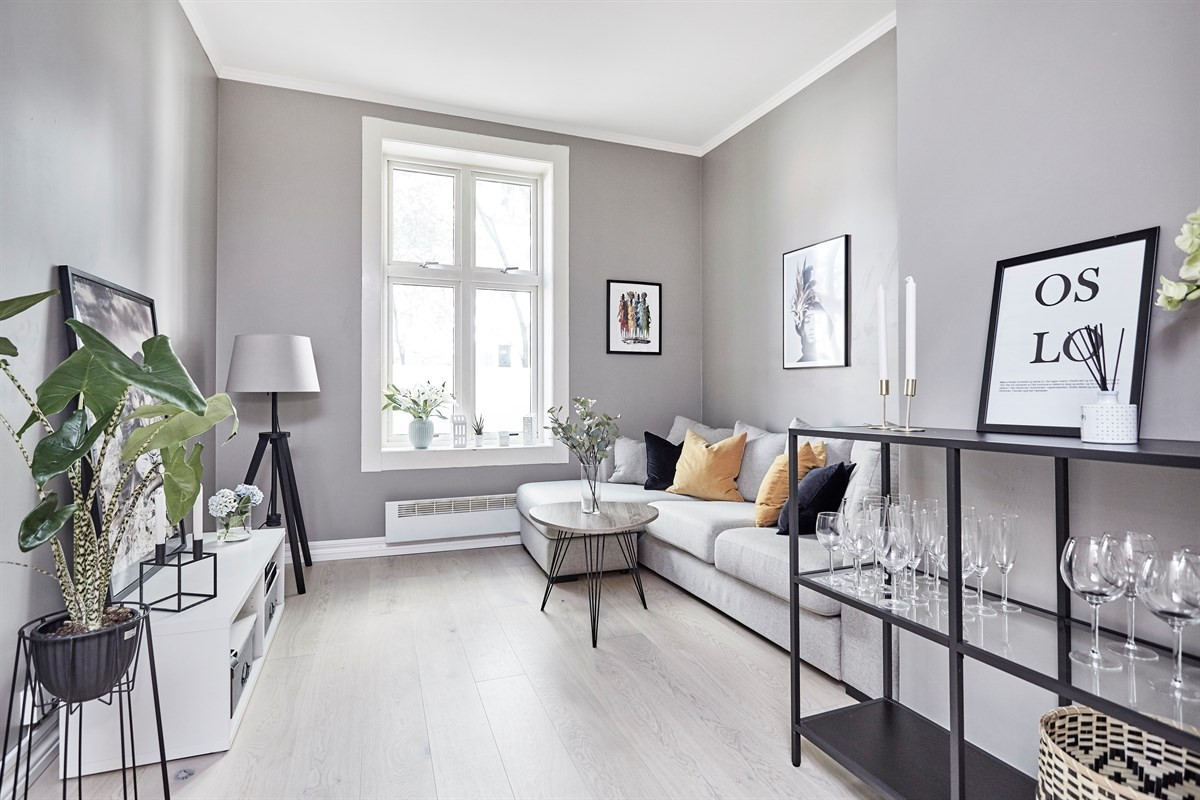 Leilighet - Uranienborg - Majorstuen - oslo - 3 400 000,- - Schala & Partners