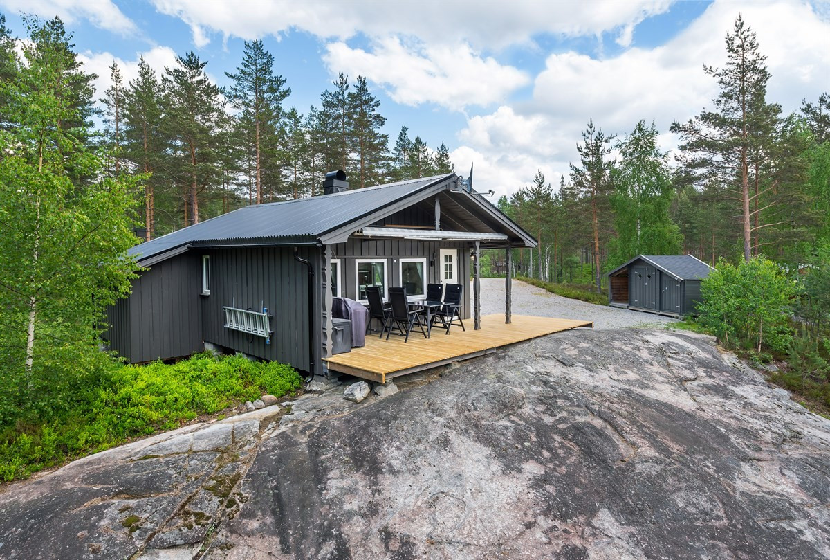 Hytte - mykland - 695 000,- - Meglerhuset & Partners