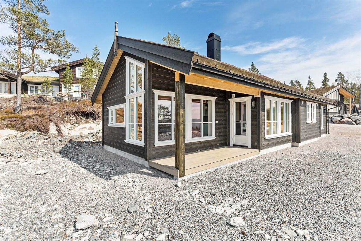 Leinæs & Partners Larvik - Hytte - 2 590 000,-