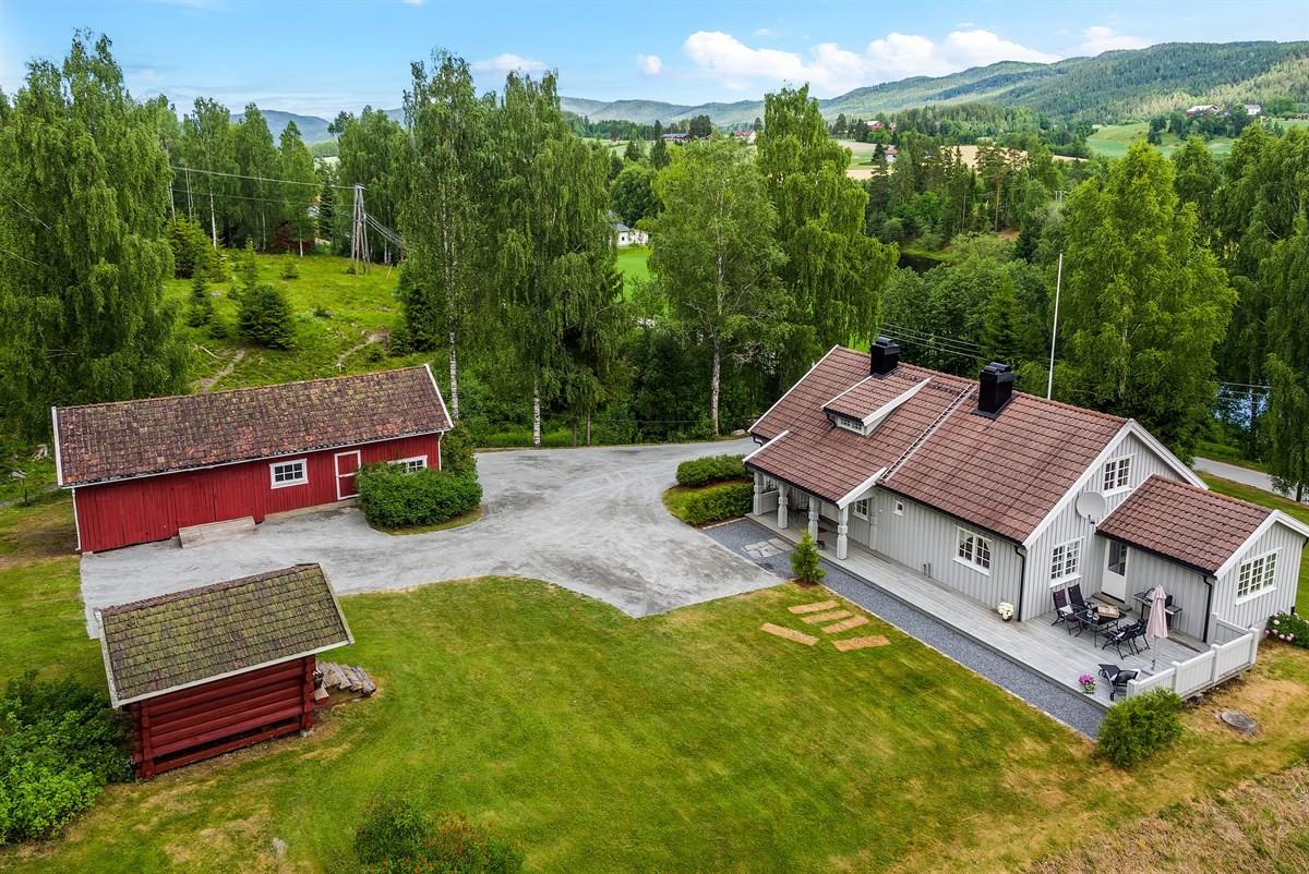 Landbrukseiendom - åmot - 3 590 000,- - Meglerhuset & Partners