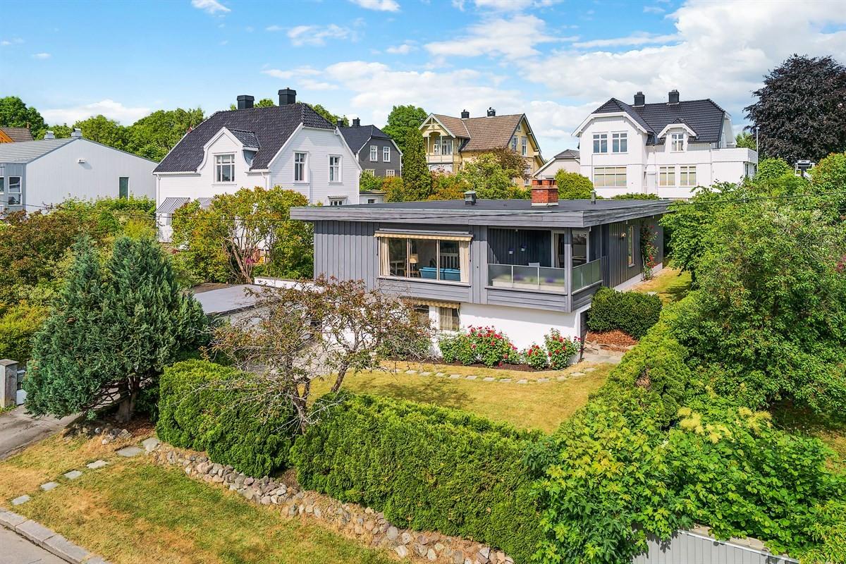 Enebolig - tønsberg - 5 500 000,- - Bakke Sørvik & Partners