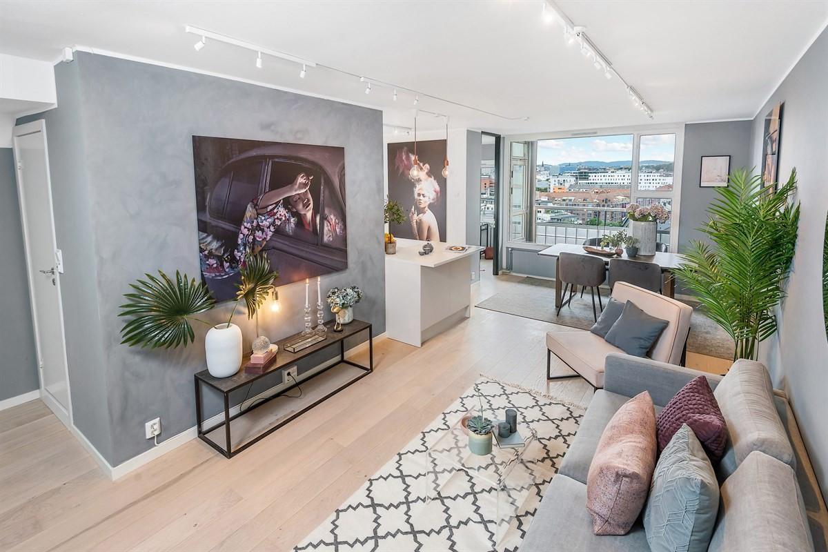 Leilighet - Gamle Oslo - oslo - 5 400 000,- - Schala & Partners