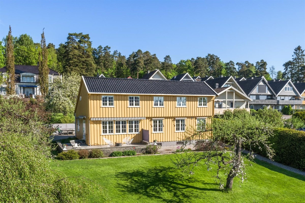 Enebolig - tønsberg - 7 500 000,- - Bakke Sørvik & Partners