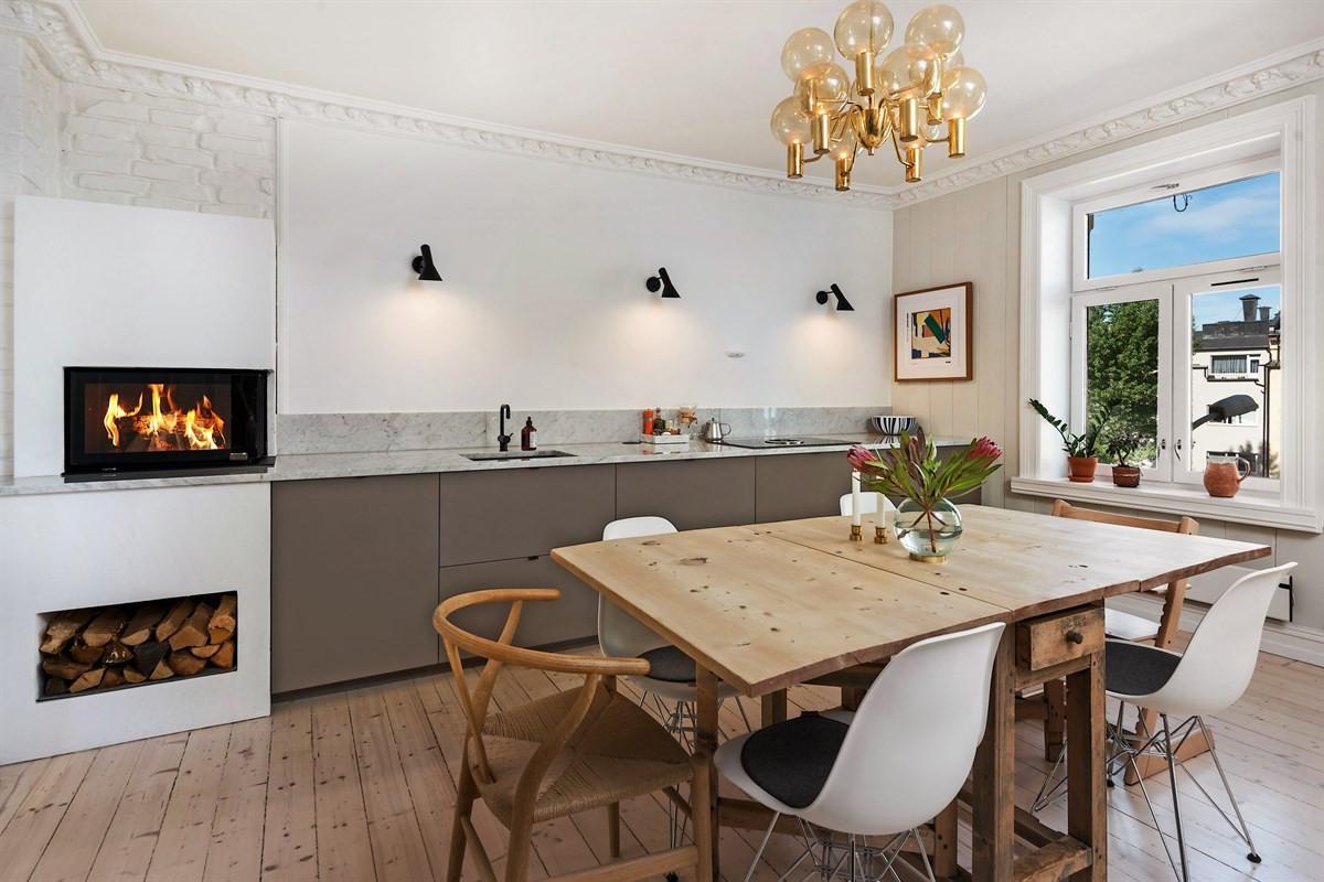Schala & Partners Torshov - Leilighet - Gamle Oslo - 6 500 000,-