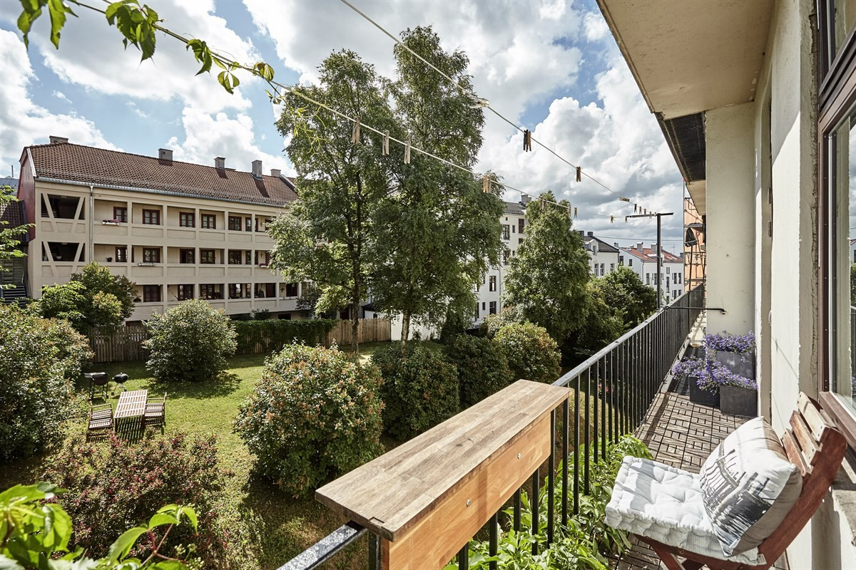 Schala & Partners Sagene - Leilighet - Ila - Sagene - 4 500 000,-