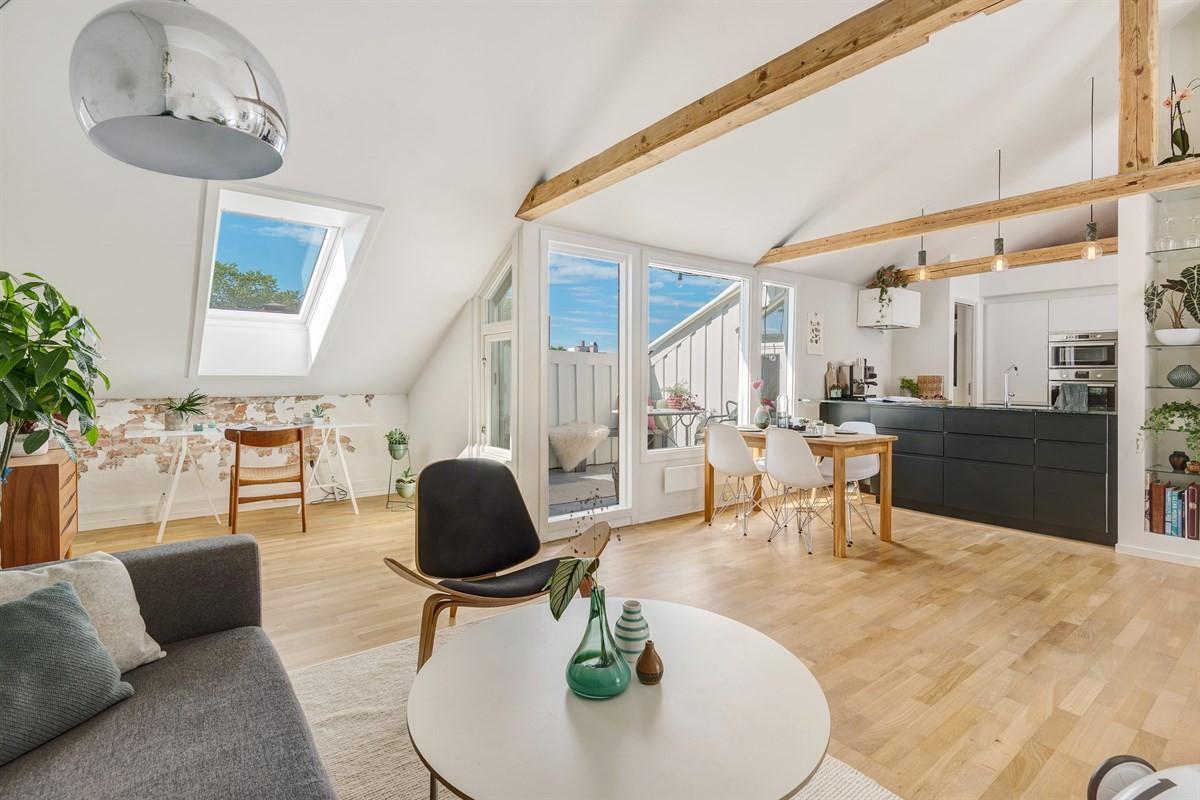 Leilighet - Gamle Oslo - oslo - 5 100 000,- - Schala & Partners