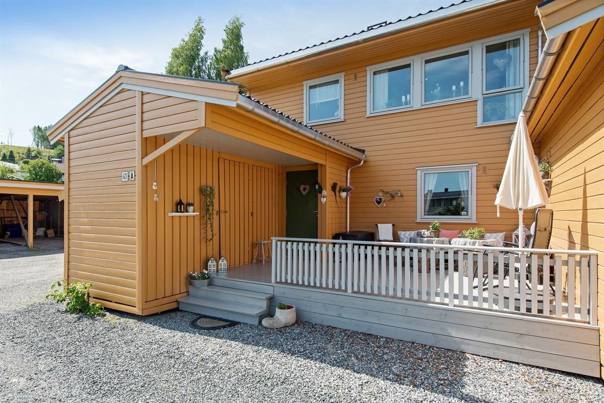 Rekkehus - gjøvik - 2 350 000,- - Gjestvang & Partners