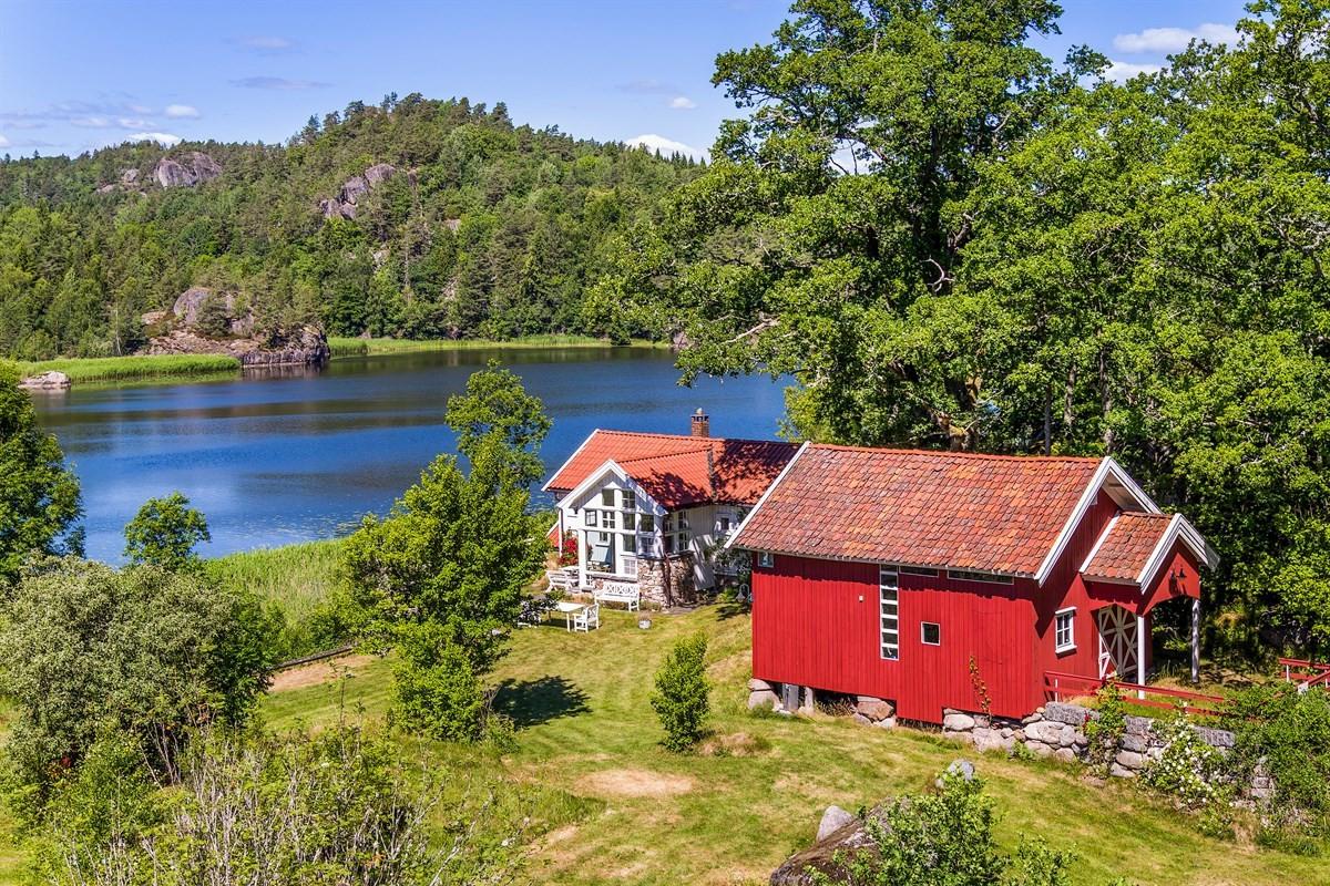 Leinæs & Partners Larvik - Fritidseiendom - 3 400 000,-