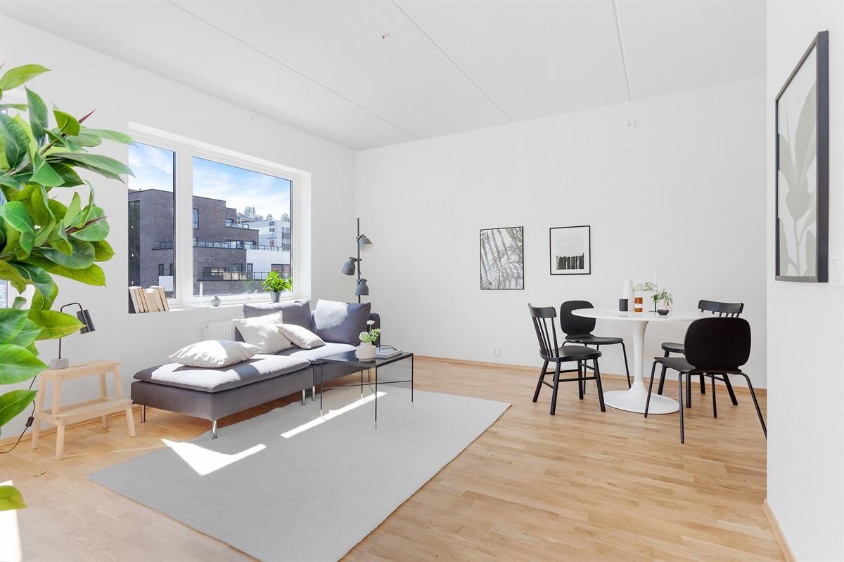 Schala & Partners Torshov - Leilighet - Gamle Oslo - 3 600 000,-