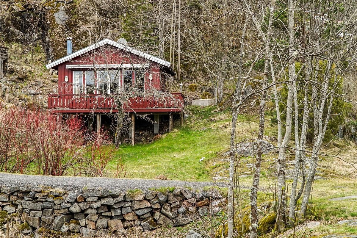 Hytte - helgeroa - 1 490 000,- - Leinæs & Partners