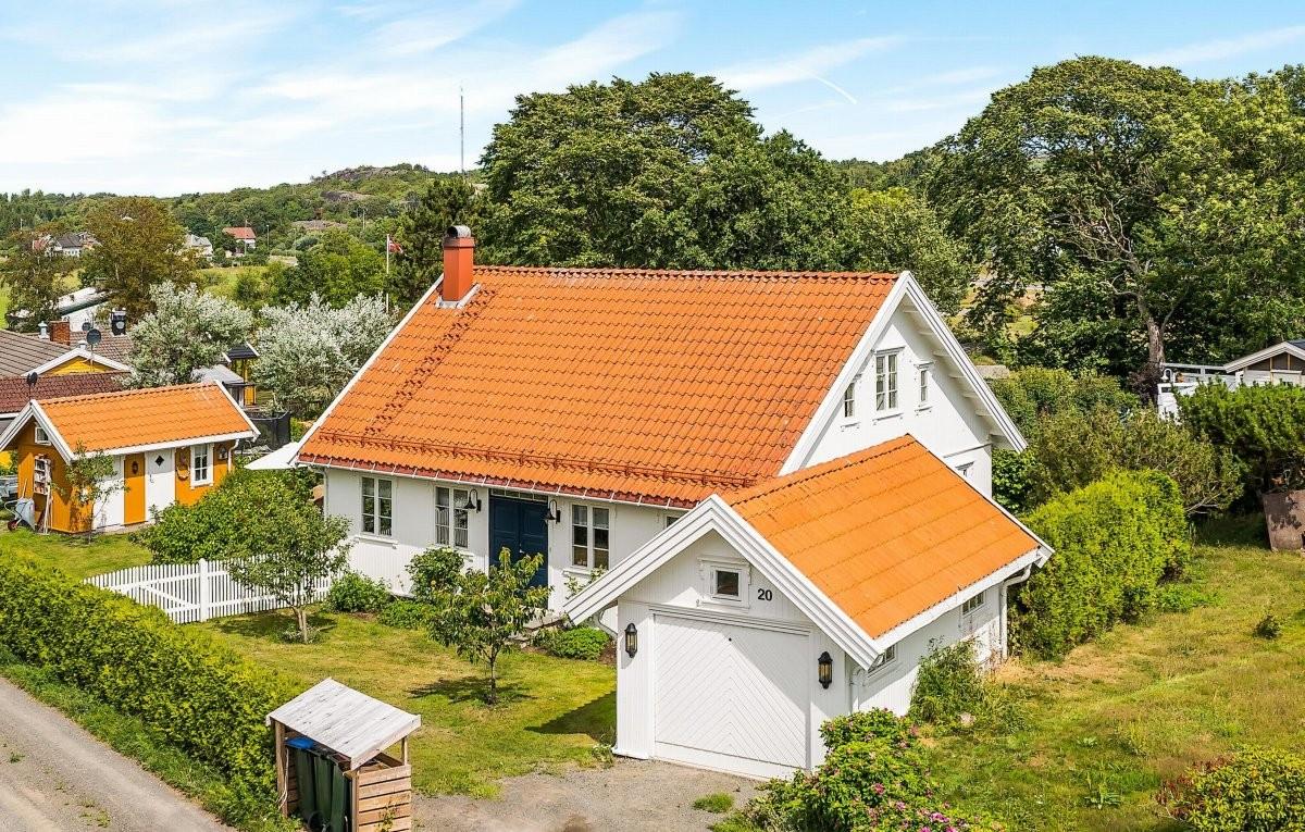 Enebolig - tjøme - 5 490 000,- - Bakke Sørvik & Partners