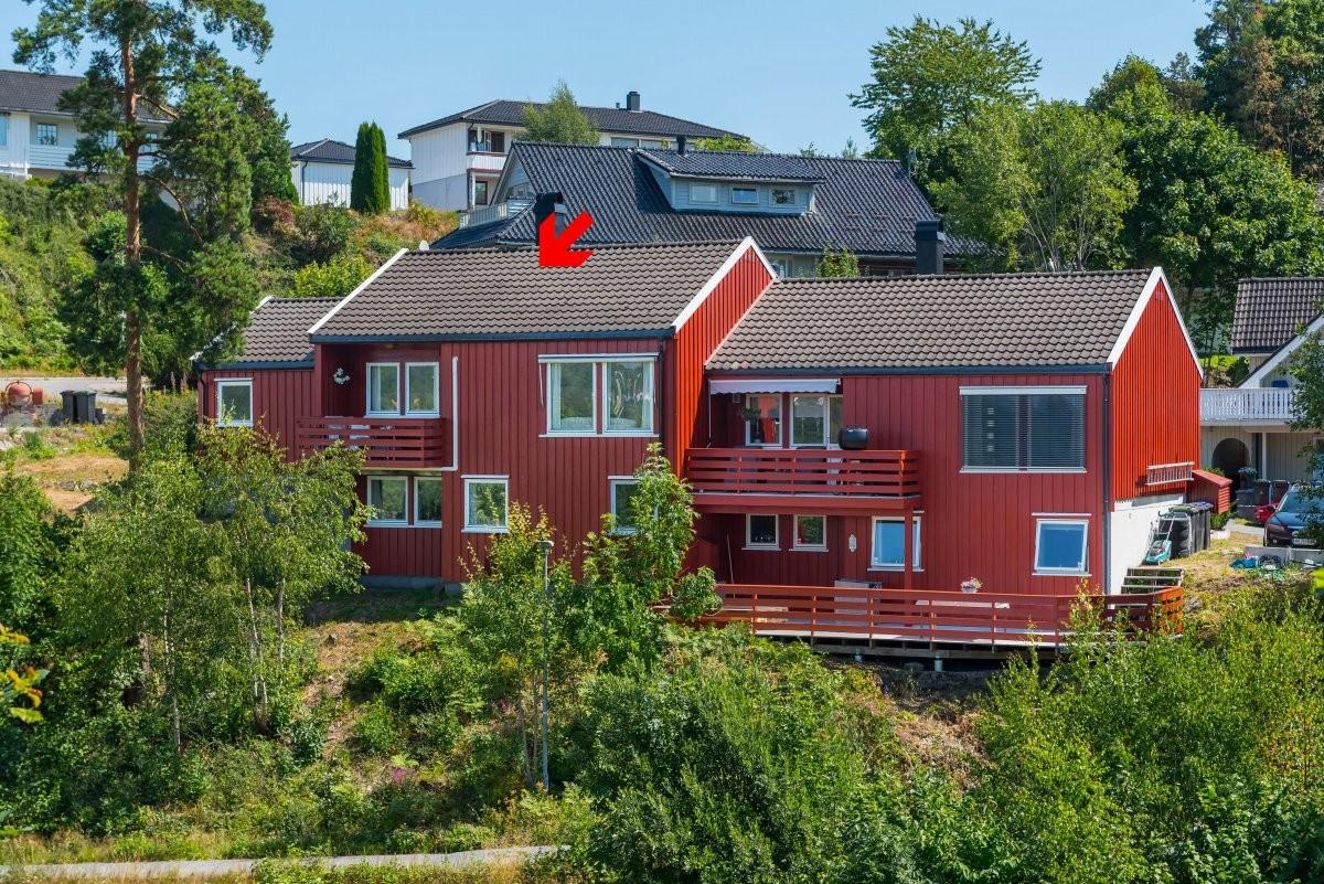 Rekkehus - arendal - 1 670 000,- - Meglerhuset & Partners