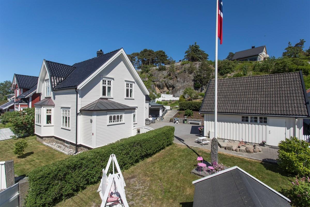 Enebolig - larvik - 4 590 000,- - Leinæs & Partners