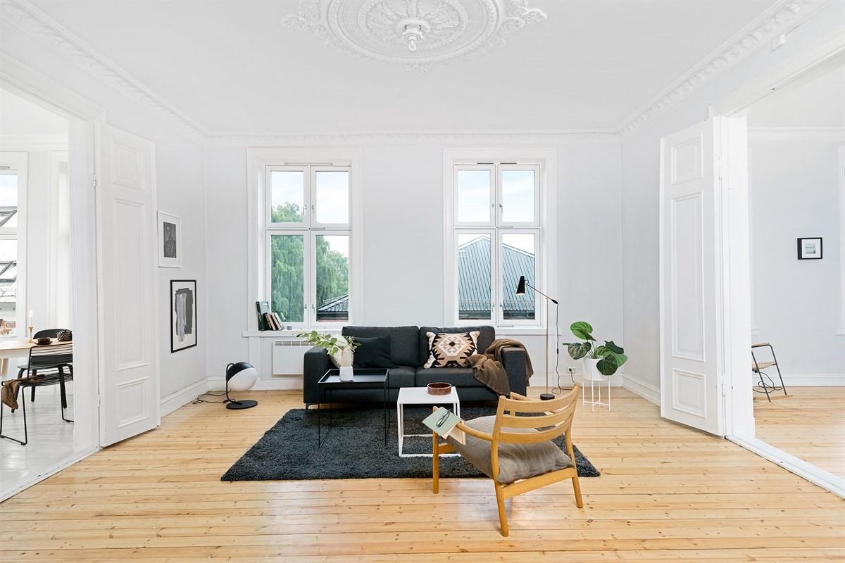 Leilighet - Grünerløkka - Sofienberg - oslo - 7 200 000,- - Schala & Partners