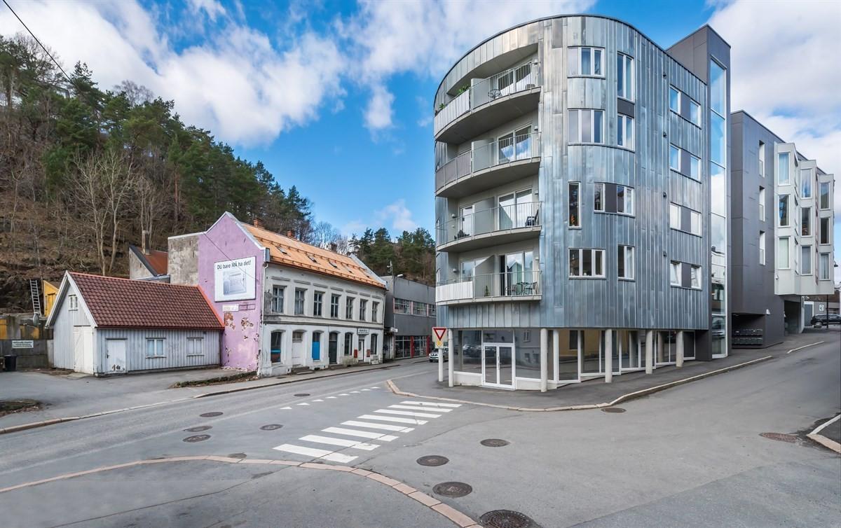 Næringsbygg - arendal - 1 500 000,- - Meglerhuset & Partners