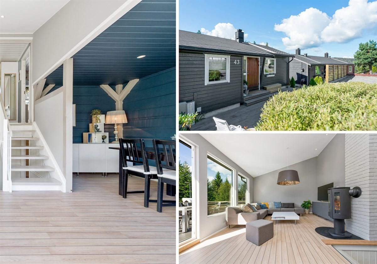 Meglerhuset & Partners Drammen - Tomannsbolig - 3 290 000,-