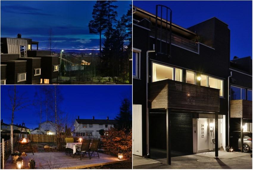 Rekkehus - ski - 5 590 000,- - Sydvendt & Partners