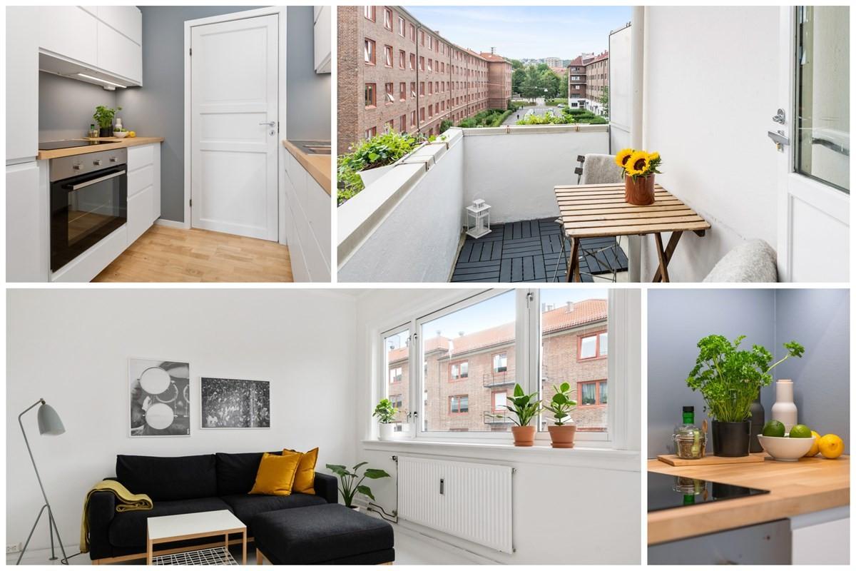 Leilighet - Gamle Oslo - oslo - 2 950 000,- - Schala & Partners