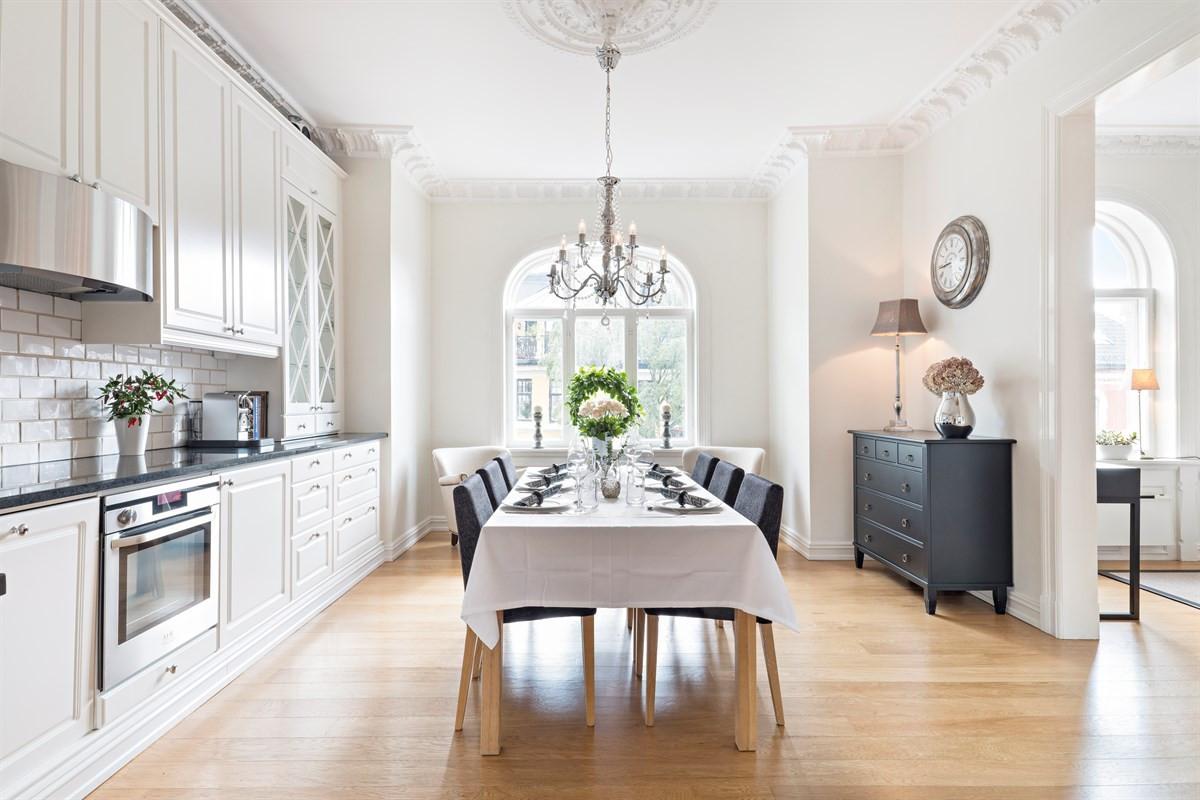 Leilighet - Uranienborg - Majorstuen - oslo - 8 950 000,- - Schala & Partners