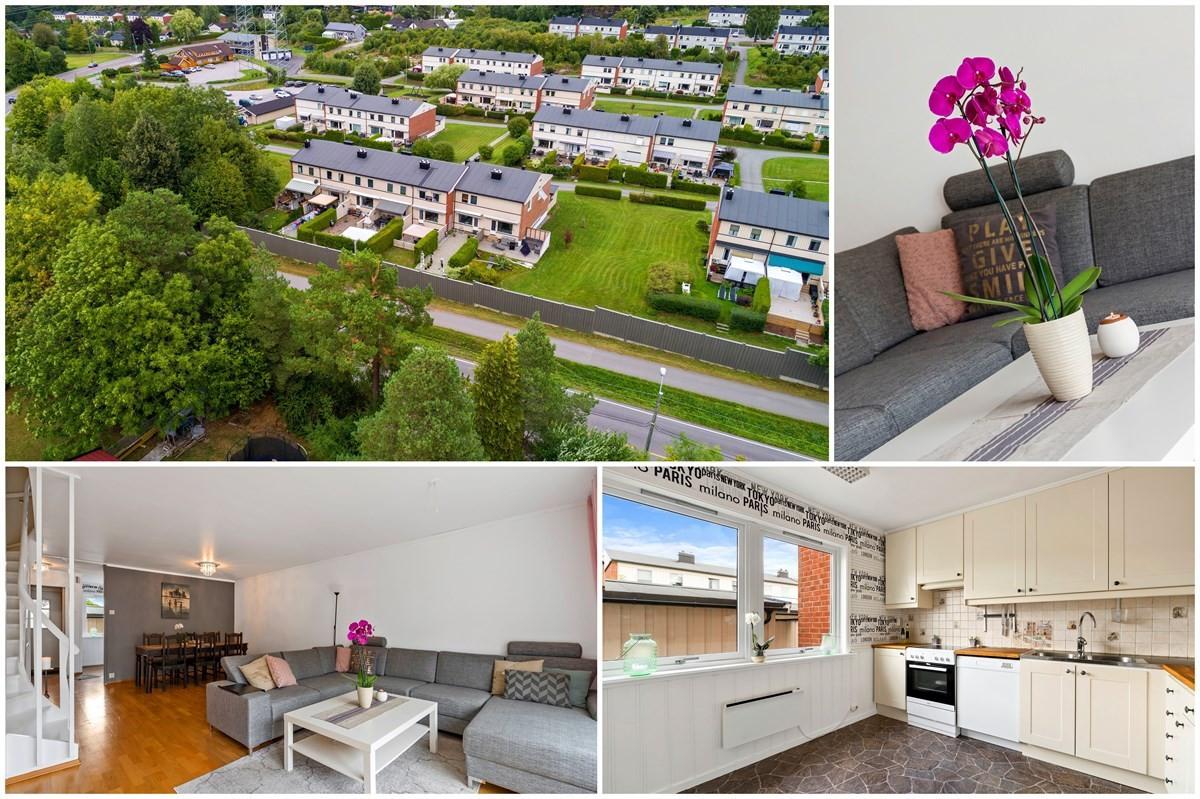 Rekkehus - porsgrunn - 1 950 000,- - Meland & Partners