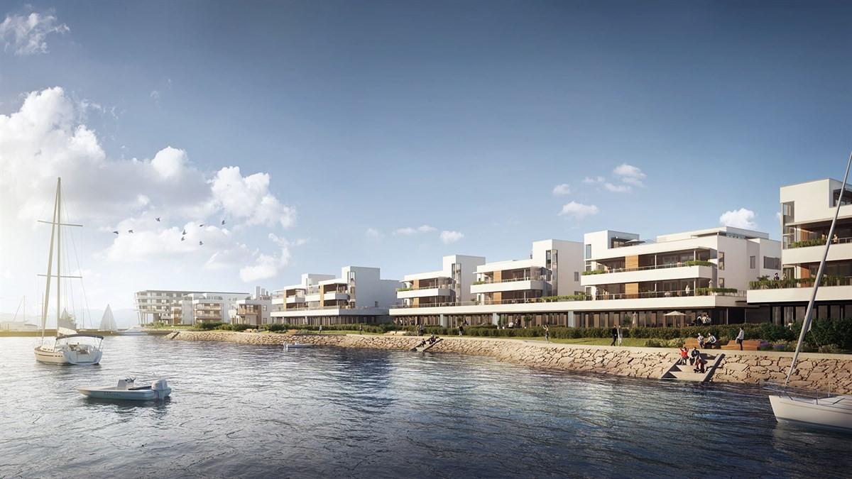 Leilighet - gullaug - 6 950 000 til 10 550 000,- - Meglerhuset & Partners