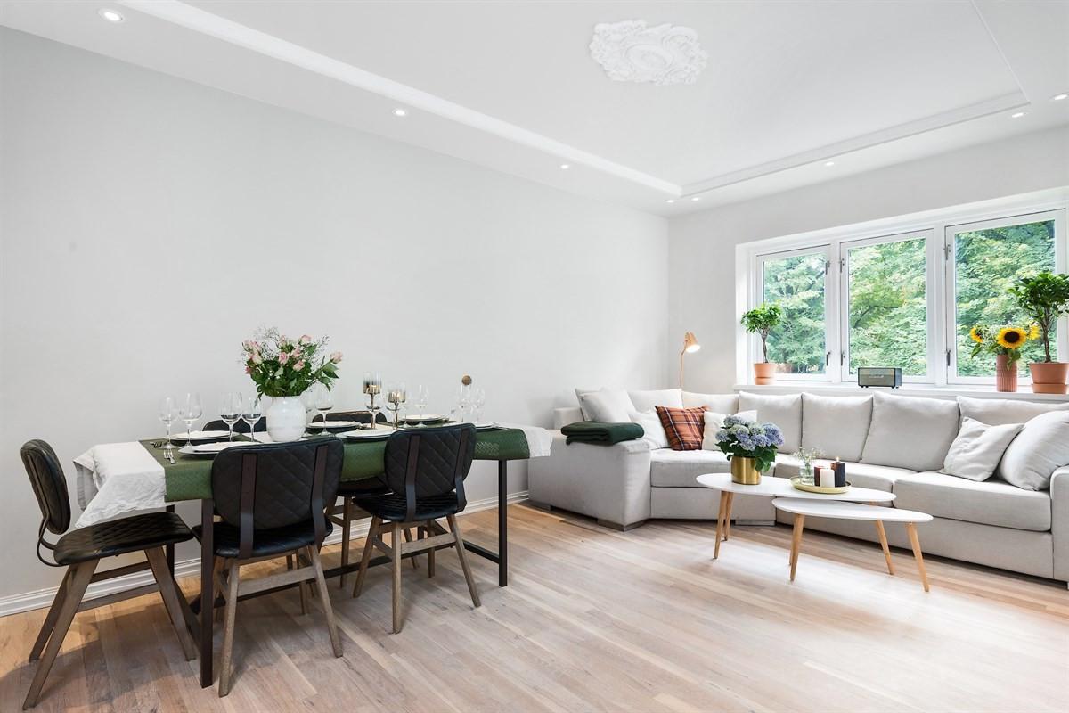 Leilighet - Grünerløkka - Sofienberg - oslo - 3 800 000,- - Schala & Partners