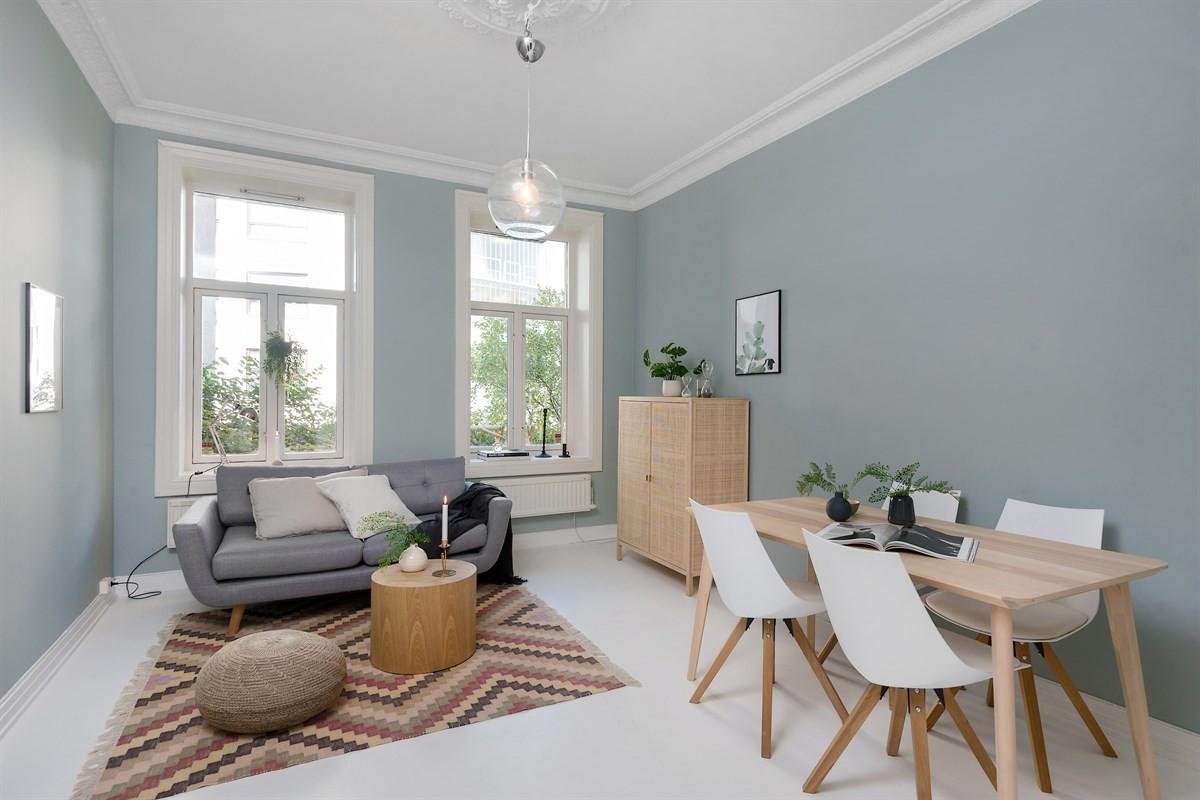 Leilighet - St. Hanshaugen - Ullevål - oslo - 3 800 000,- - Schala & Partners