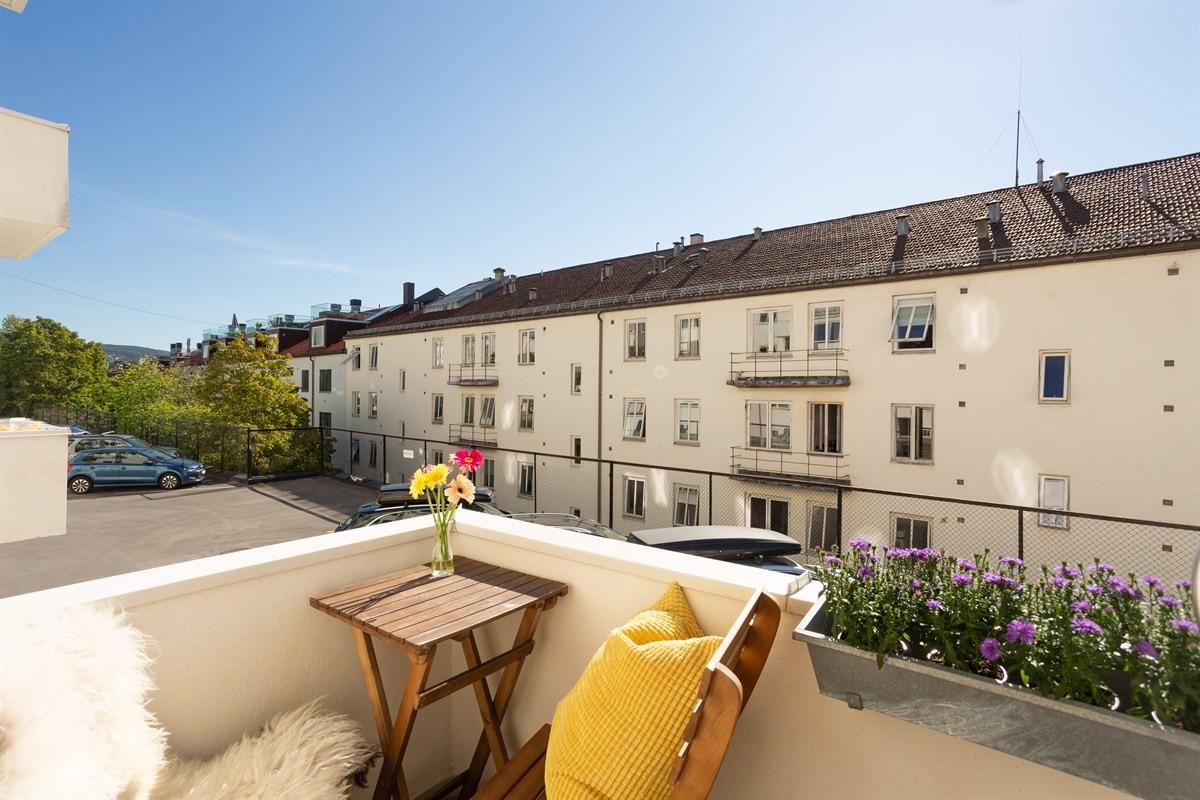 Leilighet - St. Hanshaugen - Ullevål - oslo - 6 700 000,- - Schala & Partners
