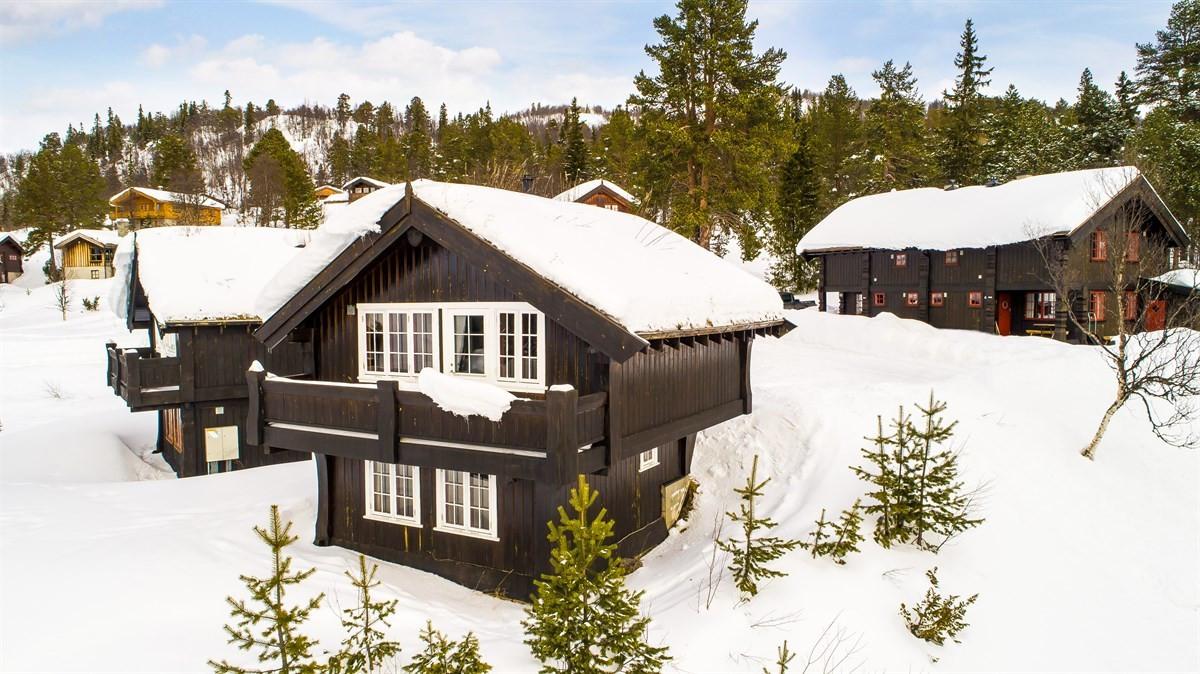 Hytte - rauland - 1 590 000,- - Leinæs & Partners