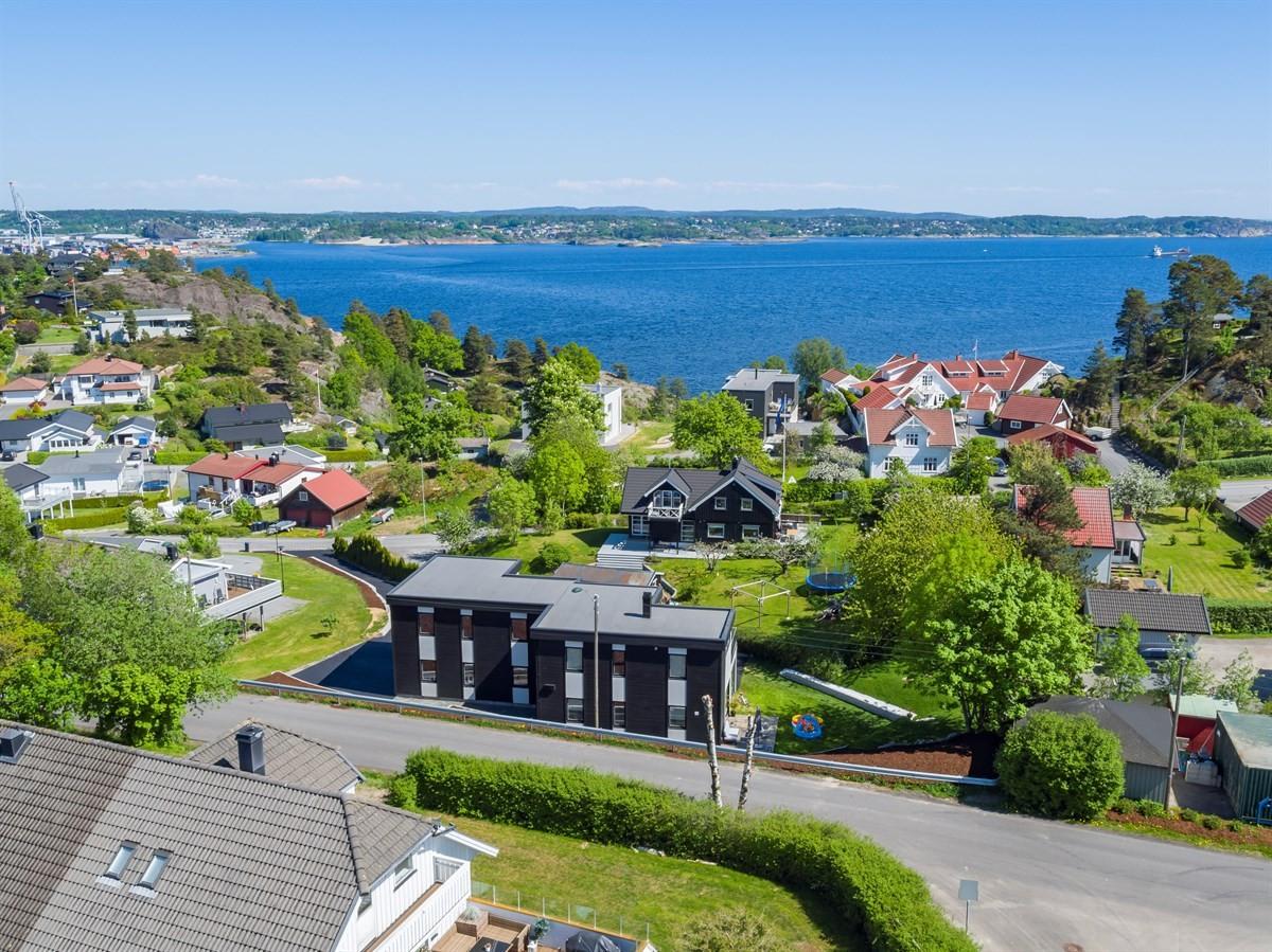 Tomannsbolig - Rødberg - larvik - 4 190 000,- - Leinæs & Partners