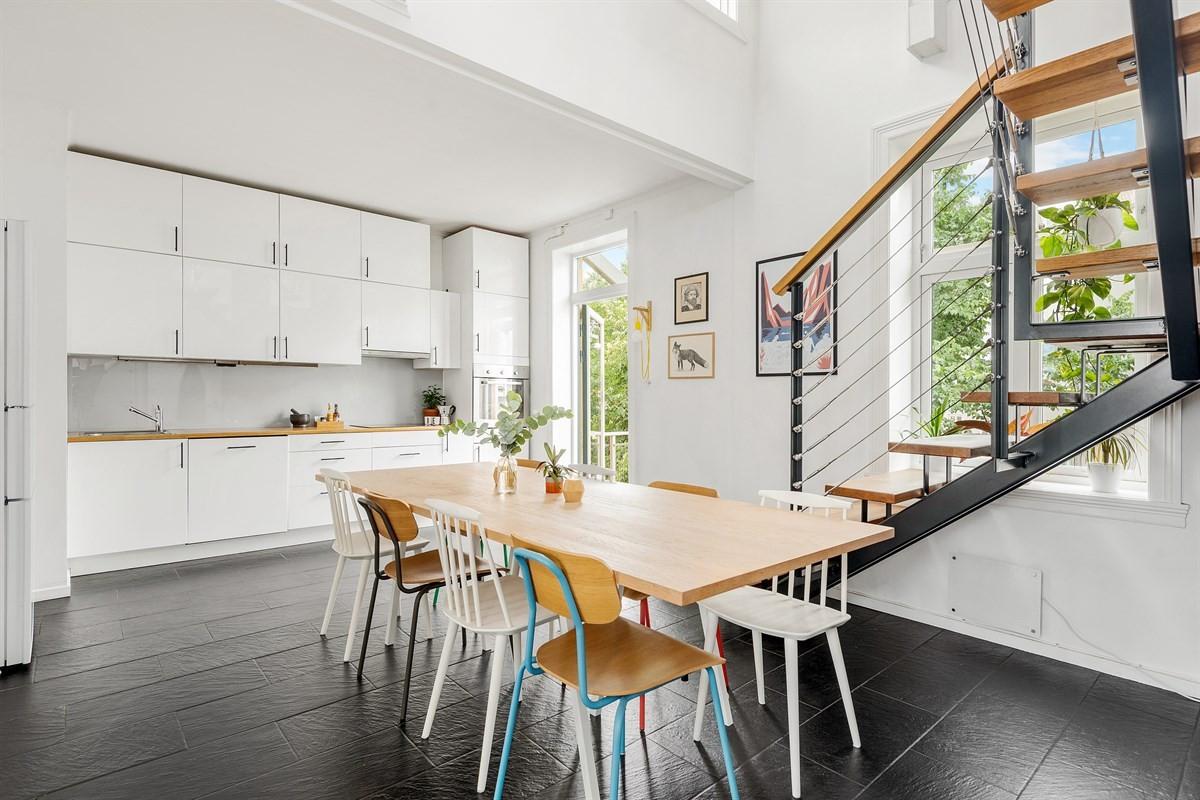 Leilighet - Grünerløkka - Sofienberg - oslo - 6 900 000,- - Schala & Partners