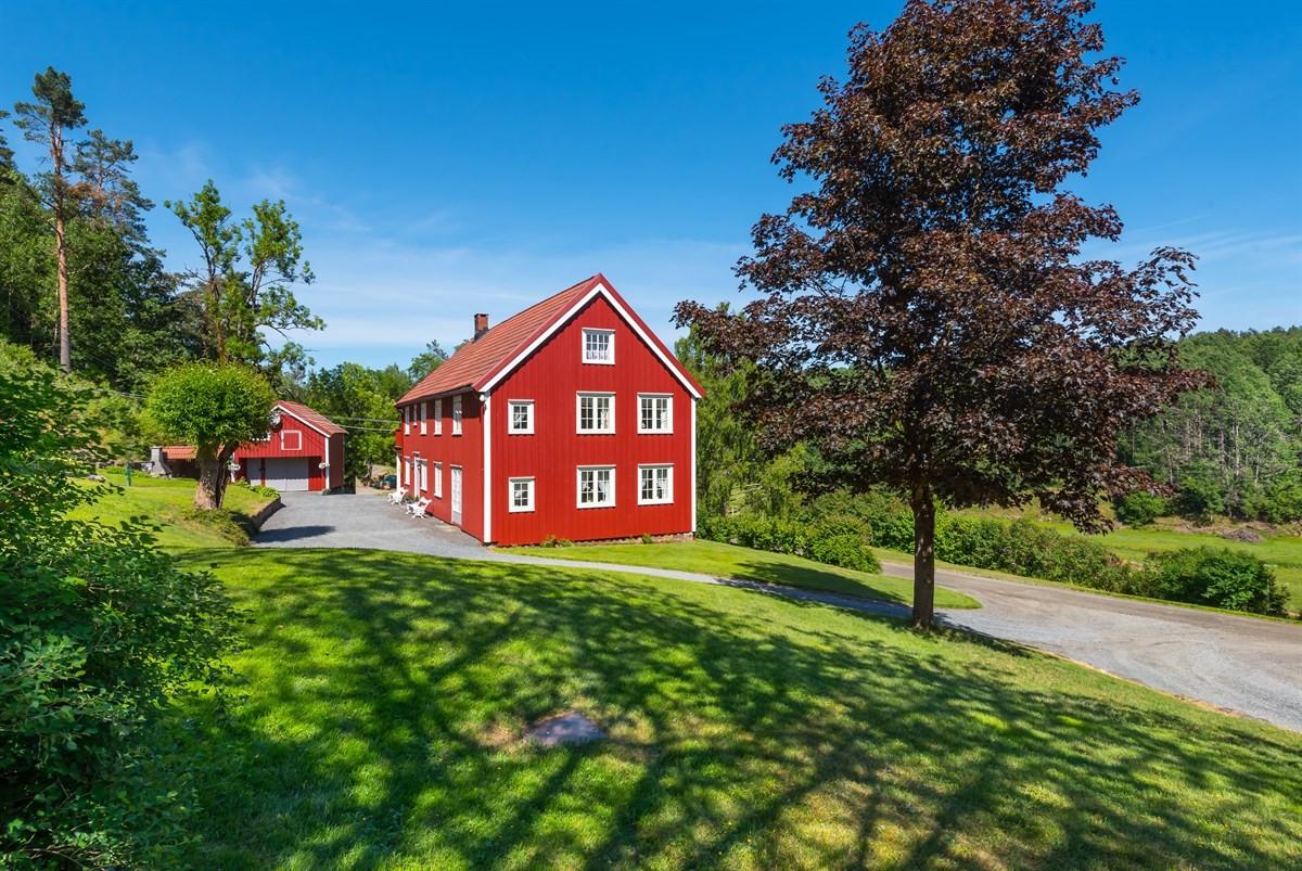 Landbrukseiendom - nes verk - 8 500 000,- - Meglerhuset & Partners