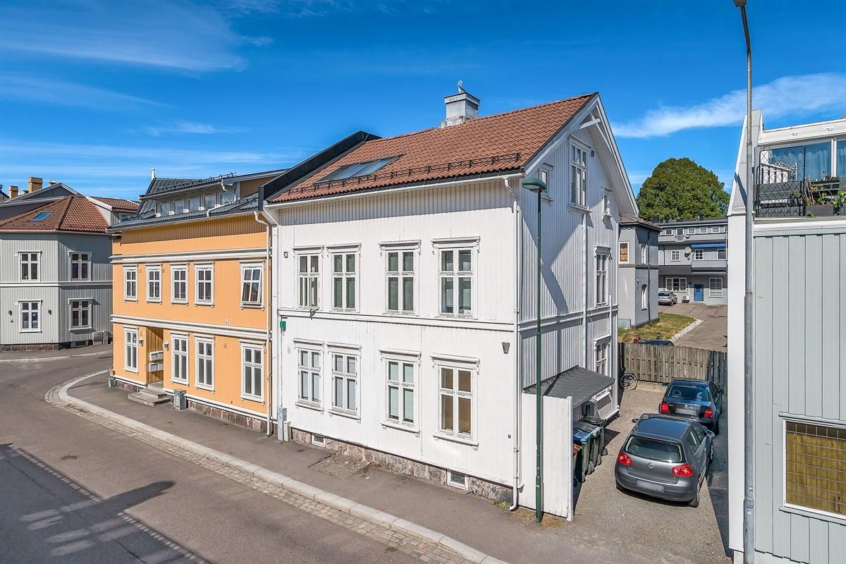 Enebolig - tønsberg - 4 980 000,- - Bakke Sørvik & Partners