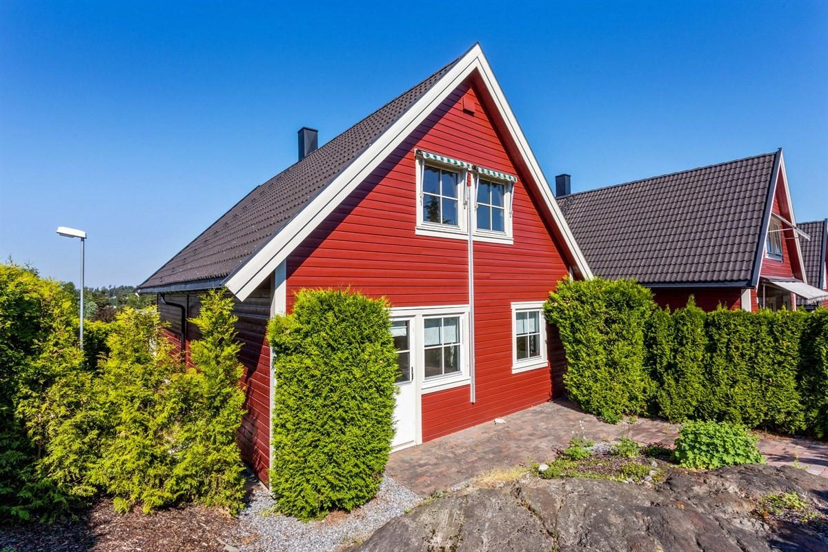 Rekkehus - mysen - 1 500 000,- - Sydvendt & Partners