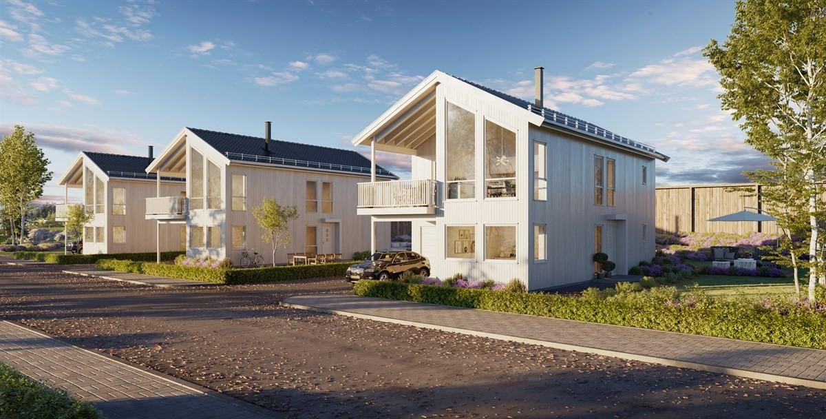 Enebolig - borgenhaugen - 4 390 000,- - Møller & Partners