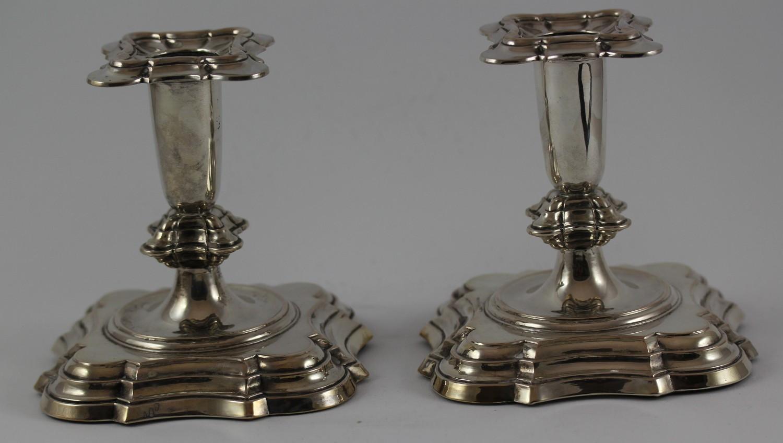 Topnotch En rekke flotte lysestaker i 830 Sølv   FINN.no KI-36
