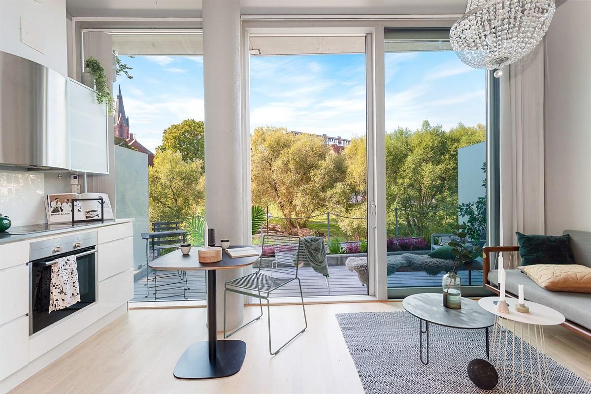Leilighet - Grünerløkka - Sofienberg - oslo - 2 950 000,- - Schala & Partners