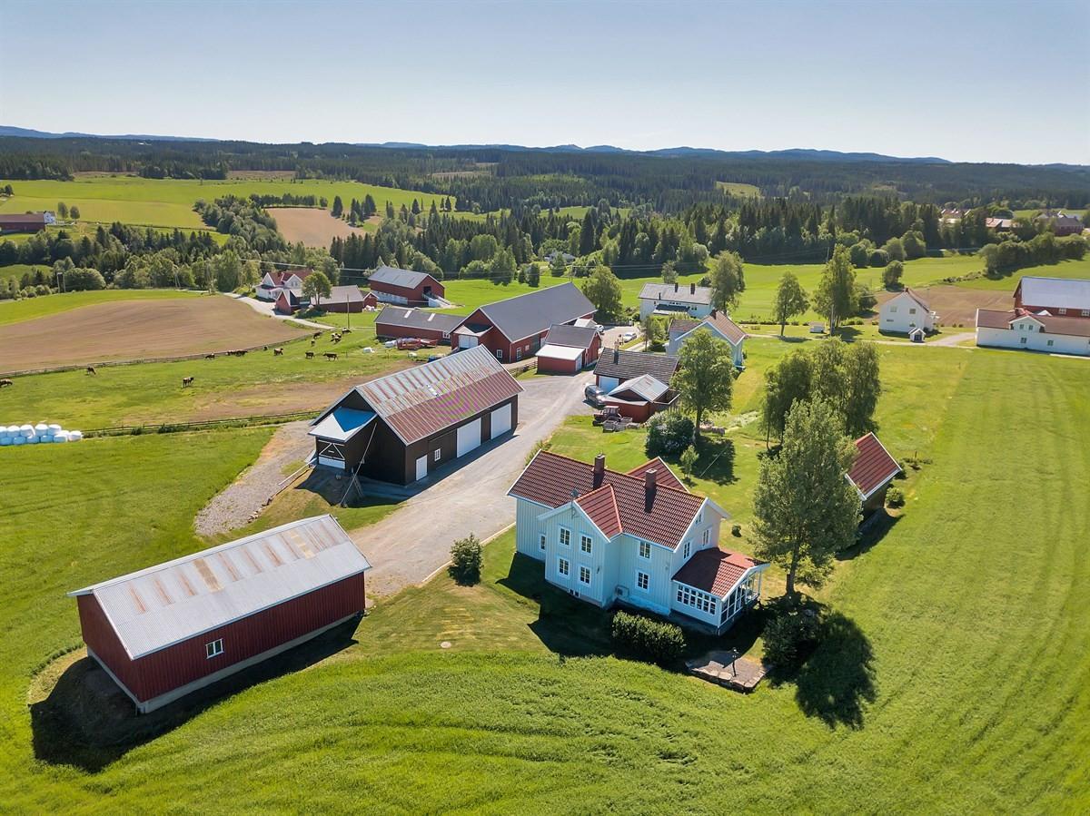 Landbrukseiendom - kolbu - 4 400 000,- - Partners Eiendomsmegling