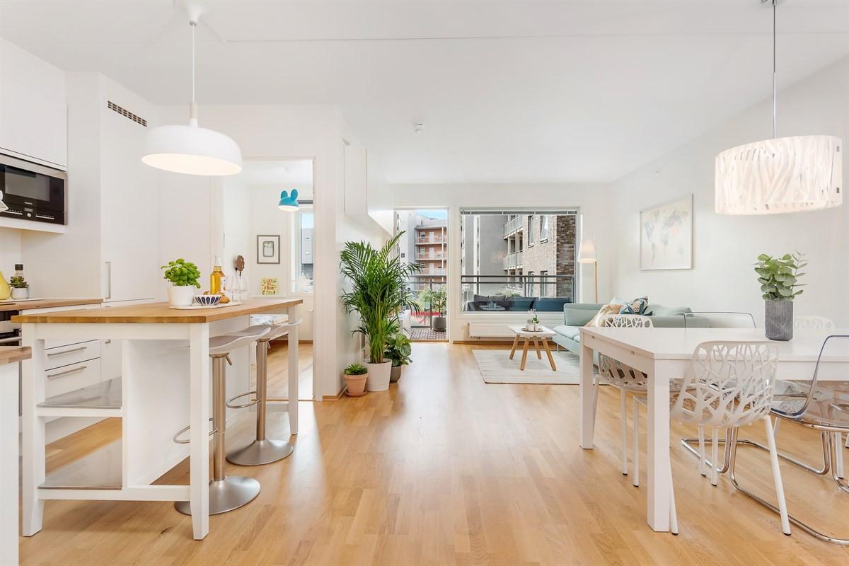 Leilighet - Grünerløkka - Sofienberg - oslo - 6 500 000,- - Schala & Partners