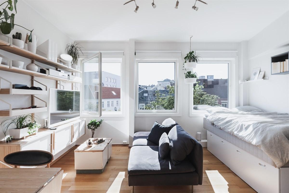 Olden & Partners Trondheim - Leilighet - 1 220 000,-